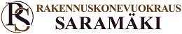 Rakennuskonevuokraus Saramäki