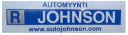 Automyynti Rainer Johnson Oy