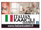 Italian kaakeli