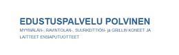 Edustuspalvelu Polvinen
