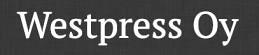 Westpress Oy