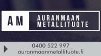 Auranmaan metallituote