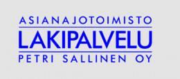 Asianajotoimisto Lakipalvelu Petri Sallinen Oy