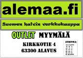 alemaa fi Outlet myymälä